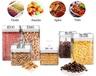 Airtight easy lock  Food Storage box 0.5L (S)