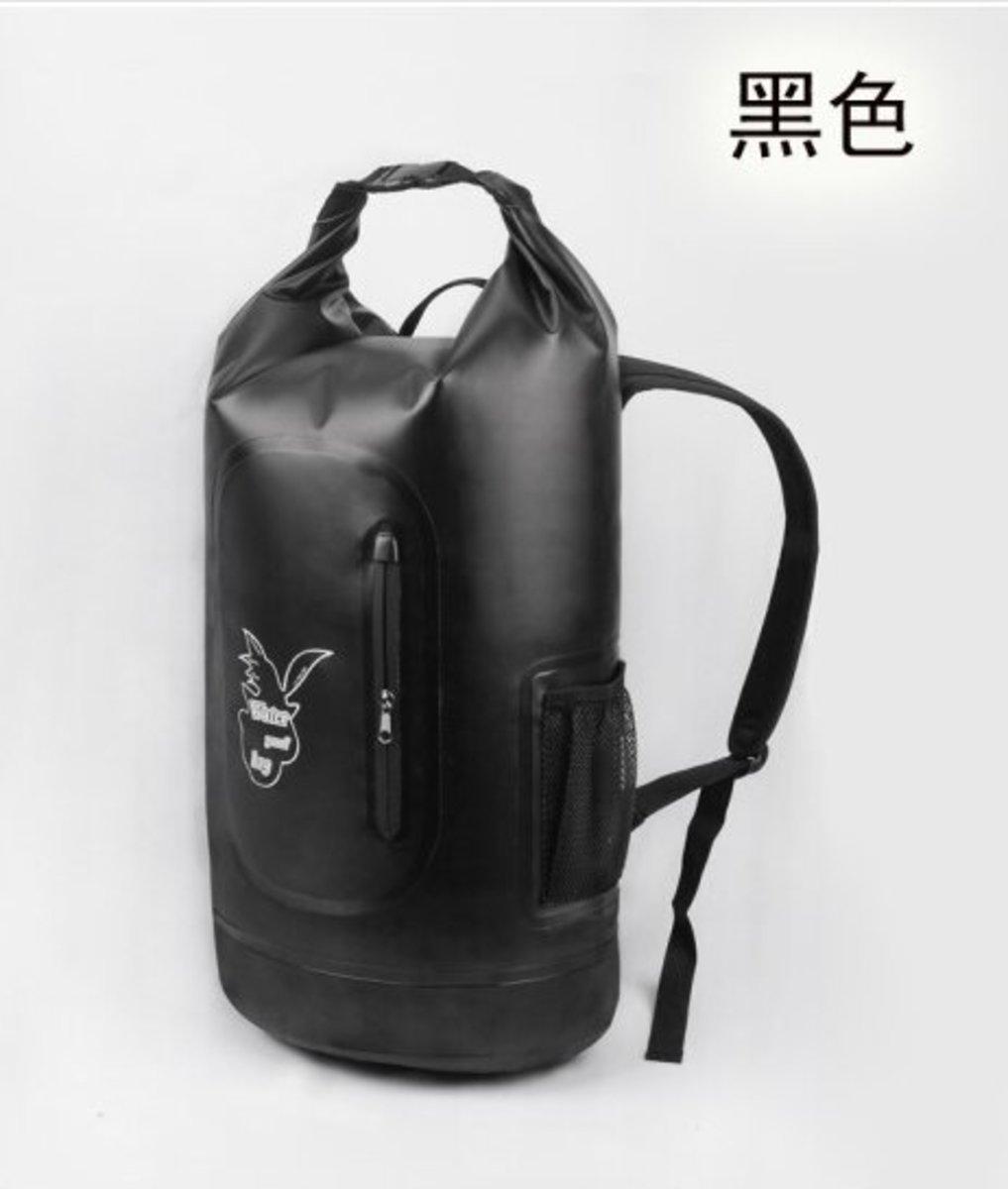 大容量防水戶外背包 (黑色)