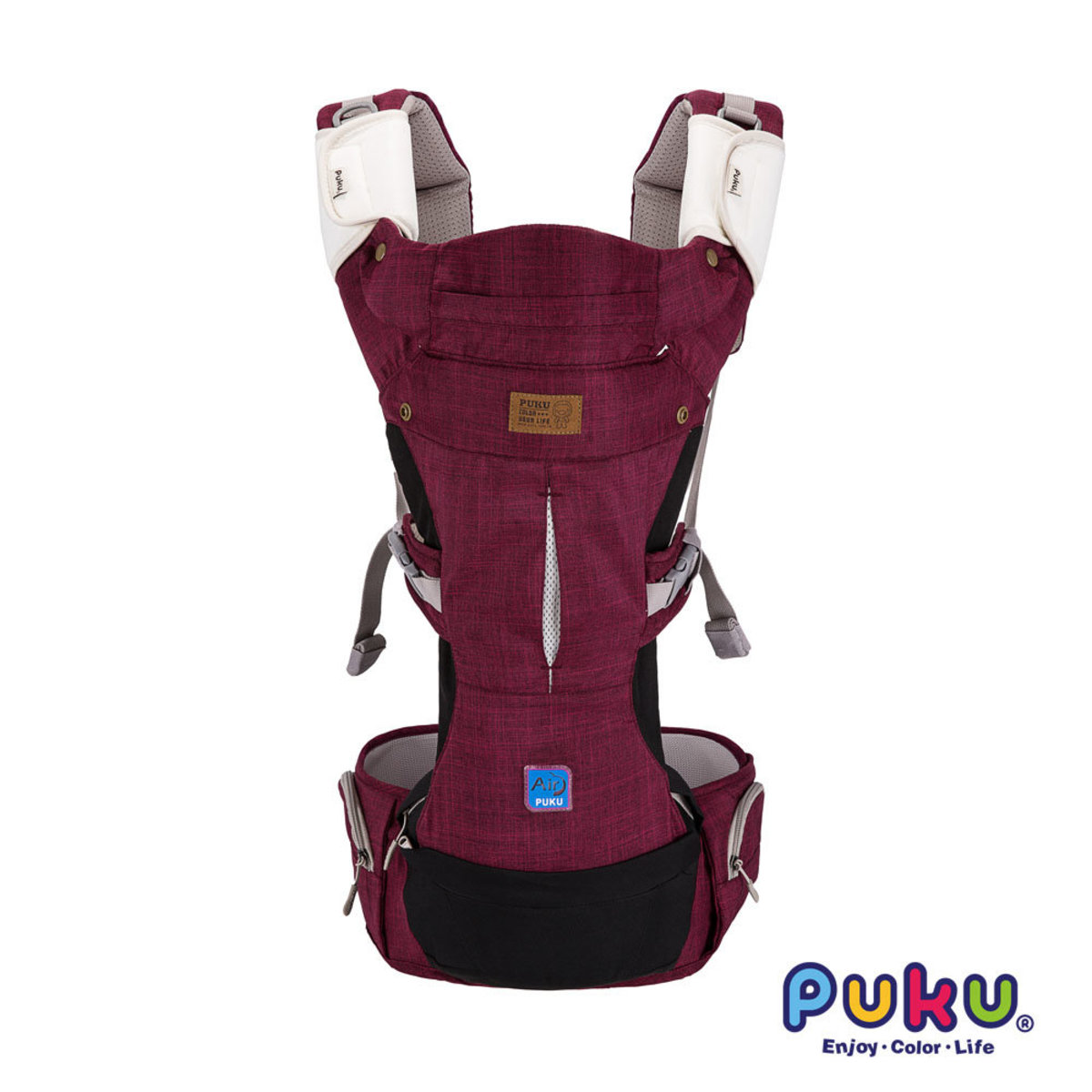 Design Hip Seat Carrier Red