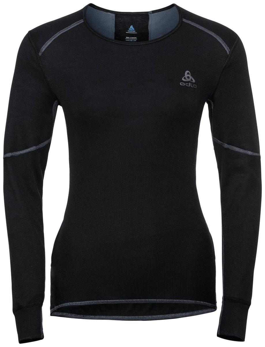 保暖內著/女裝Active X-Warm加厚保暖內衣-黑色