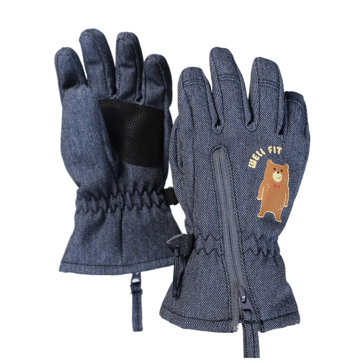 Well Fit Kids Gloves - Little bear