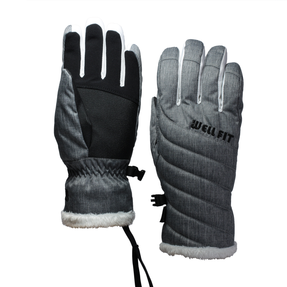 Well Fit Women Skiing Gloves