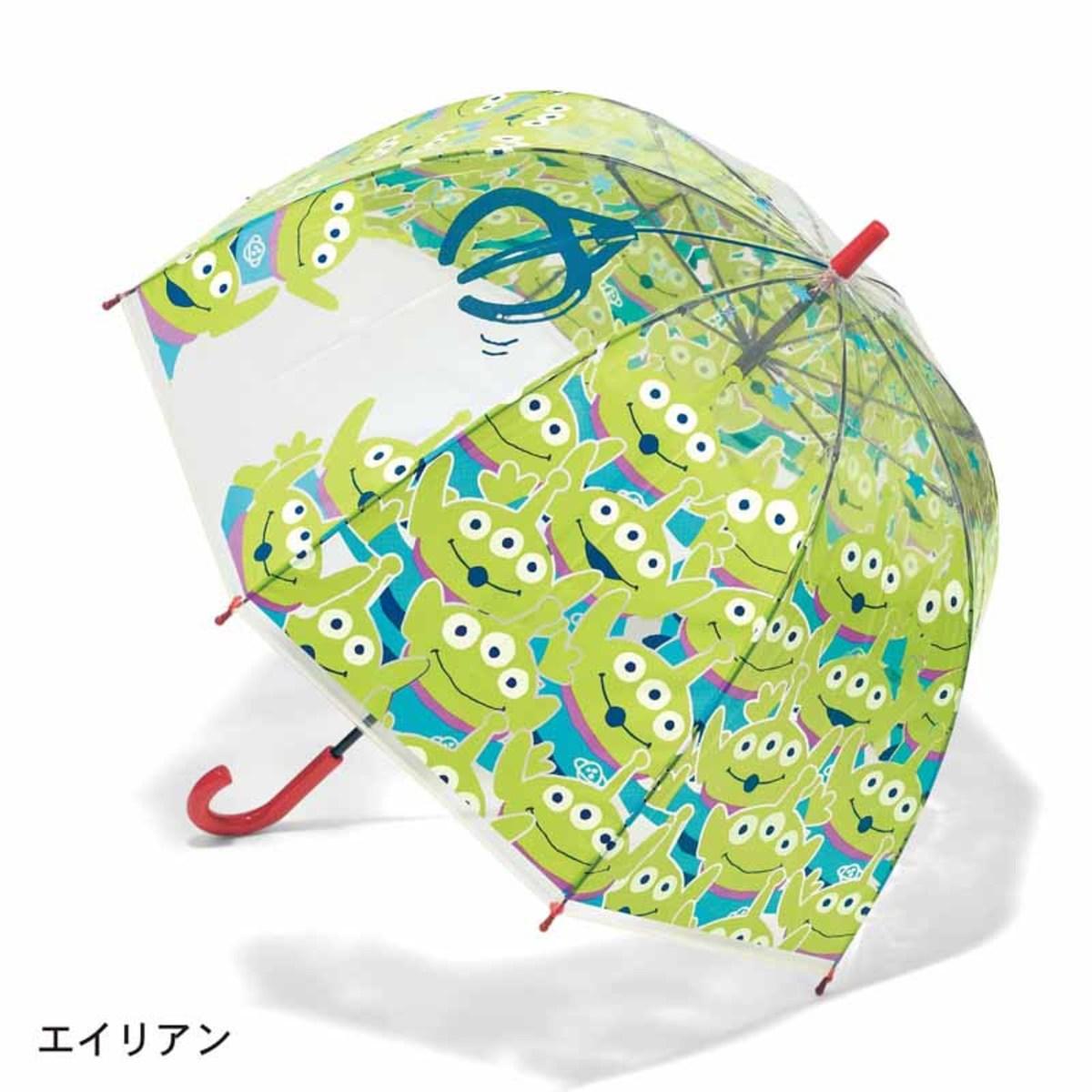 迪士尼U型雨傘 - 三眼仔
