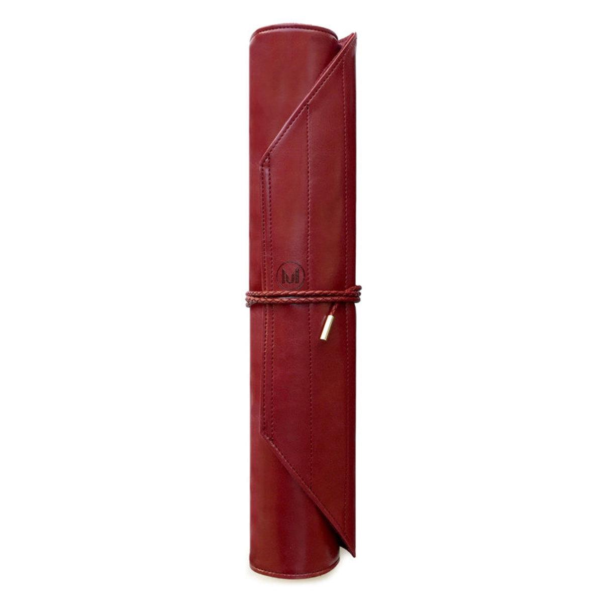 ContRoll9 - Artist L, 捲軸型工具袋 (紫紅色)