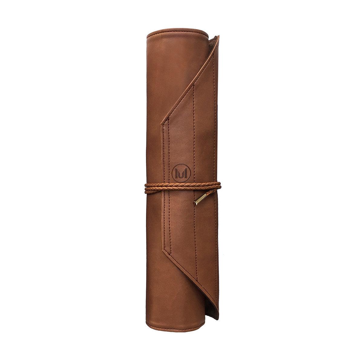 ContRoll9 - Artist M, 捲軸型工具袋 (柔棕色)
