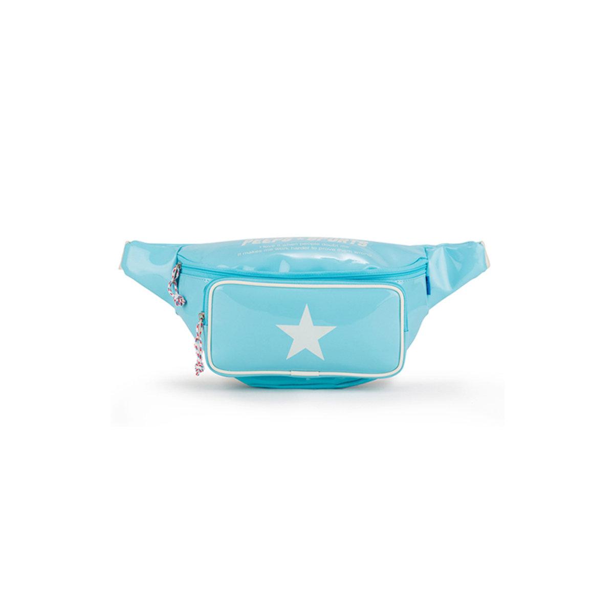 Pop Pop 腰包 (藍色)
