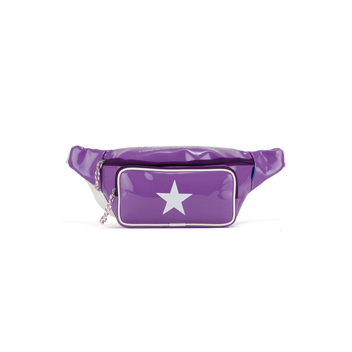 Pop Pop Waist Bag (Violet)