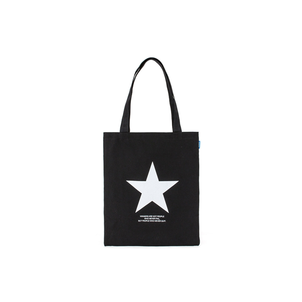 Star 購物袋 (黑色)