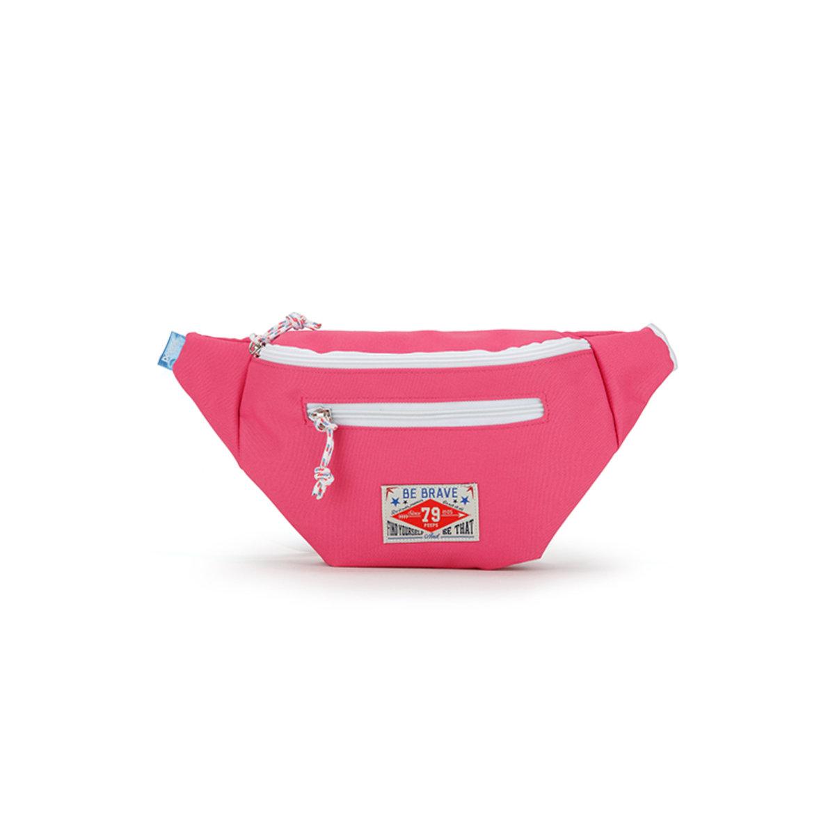 Vivid Waist Bag (Pink)