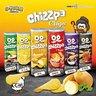 Chizzpa potato crisps (Hot & Spicy) x2