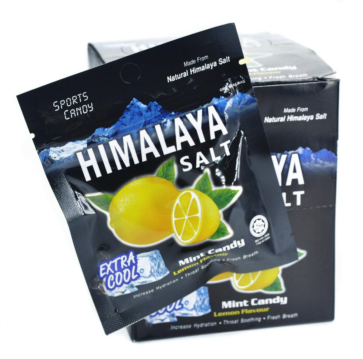Big Foot | Himalaya Salt Mint Candy - Lemon Flv  | HKTVmall