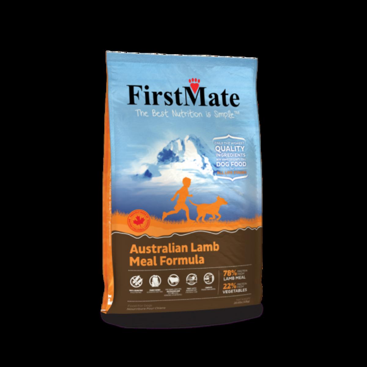 FirstMate Grain Free Australian Lamb Meal - Small Bites 28.6LB (10048   (Dealer Goods)