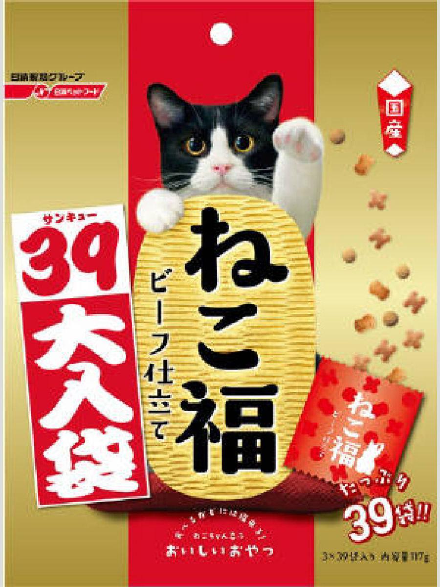 NISSHIN 日清 大福袋 - 牛肉海鮮蔬菜大福袋 117g (02598) (日本平行進口)