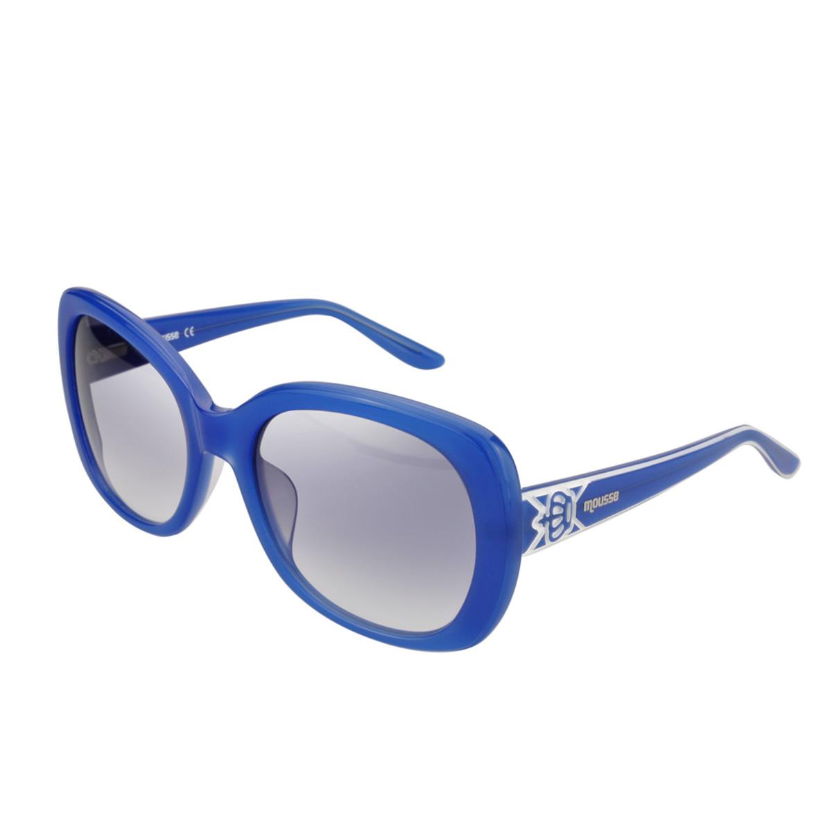 太陽眼鏡-皇冠-藍色