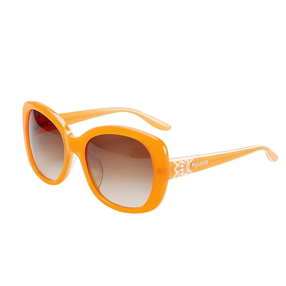 太陽眼鏡-皇冠-橙色