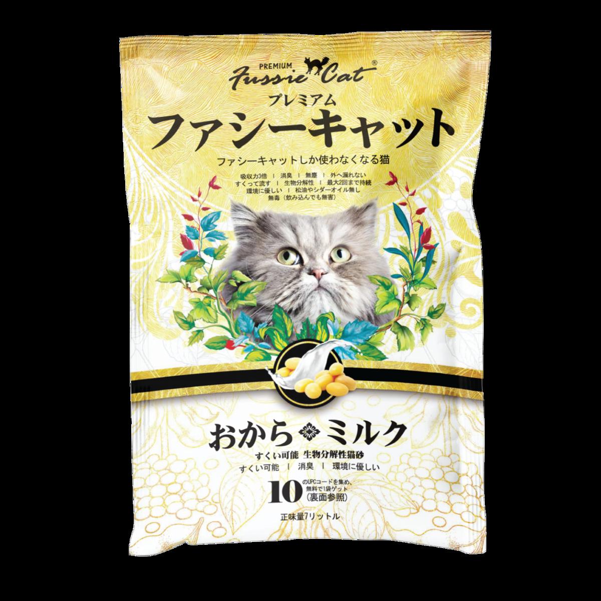 牛奶味豆腐貓砂 7L裝X 6包