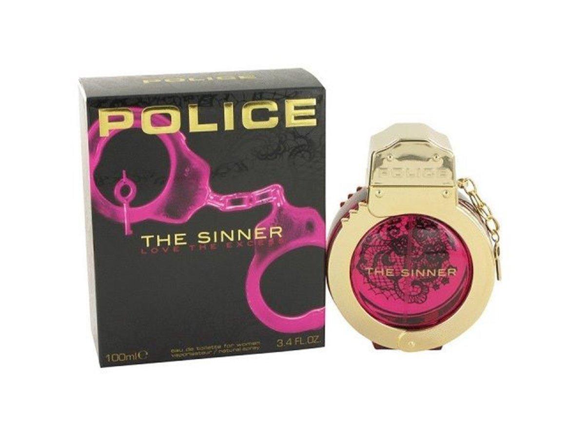 POLICE: THE SINNER (L) EDT SP 100 ML