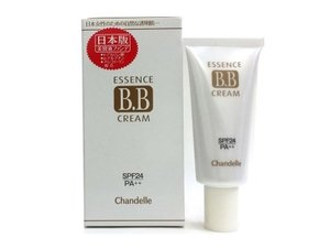Chandelle 日本 CHANDELLE BB CREAM SPF 24 PA++ 40g