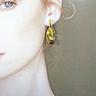 【Japanese Style】925 Silver Earrings