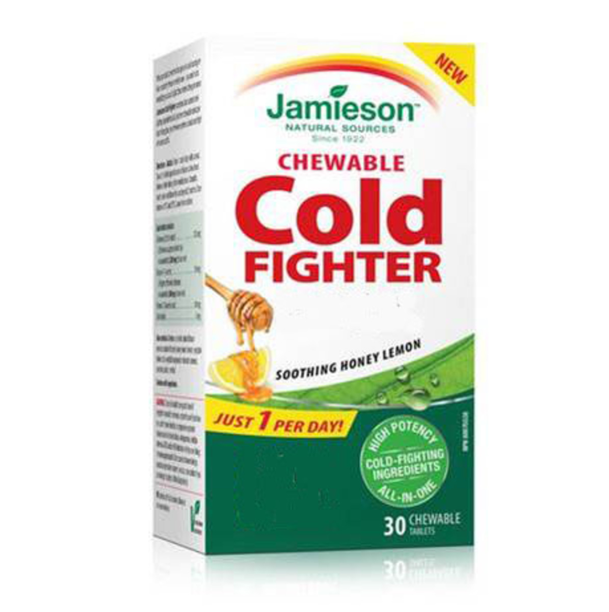Cold Fighter Chewable 30 tablets