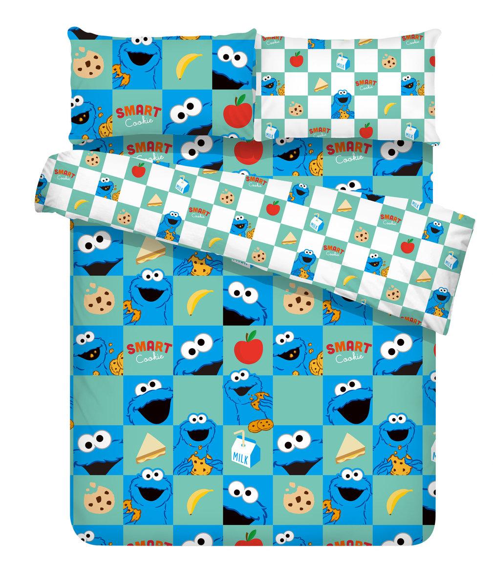 Sesame Street Smart Cookie (雙人套裝 D48)