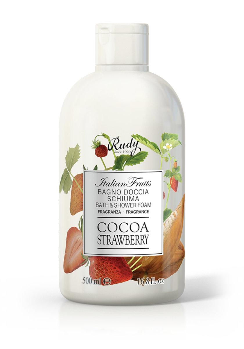 意大利-可可豆草莓沐浴露