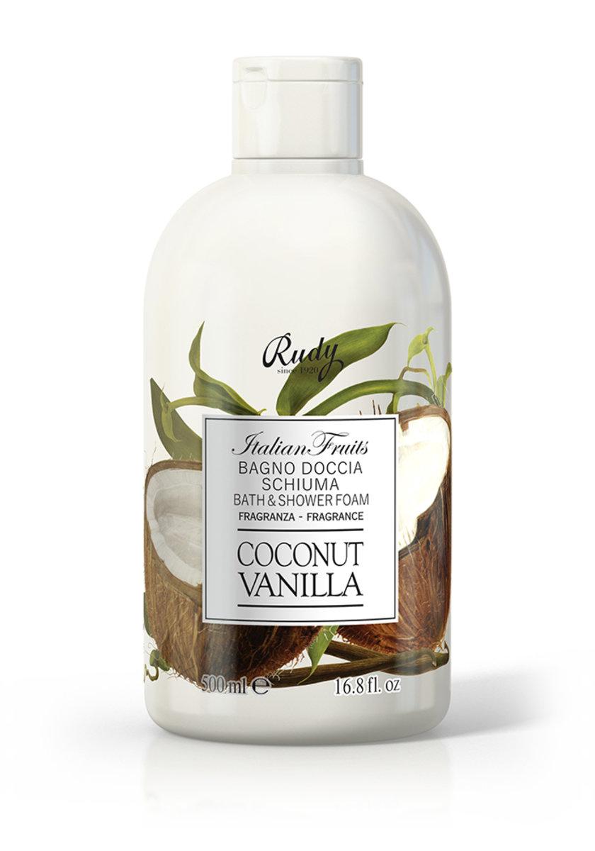 Coconut & Vanilla Bath & Shower Gel