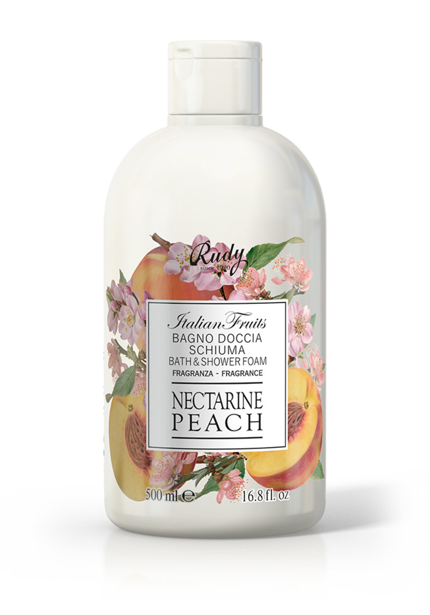 Nectarine Peach Bath & Shower Gel