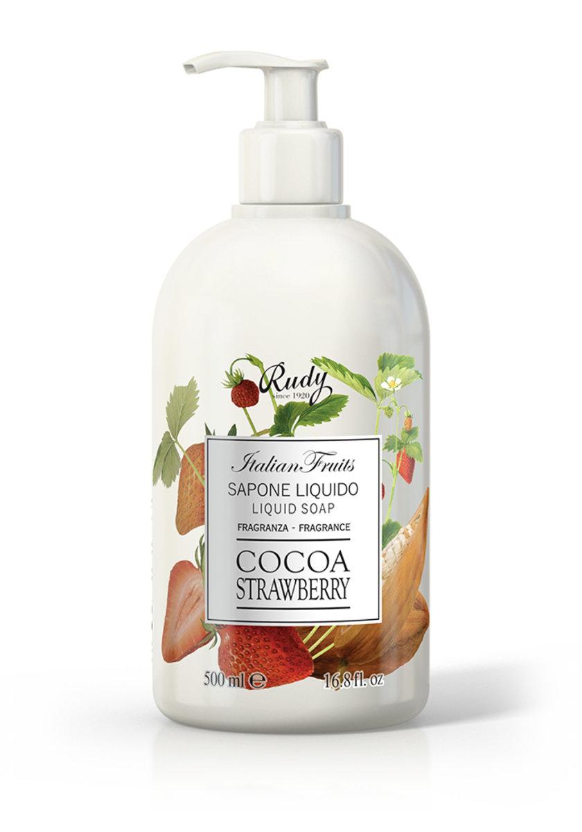 Cocoa & Strawberry Liquid Soap