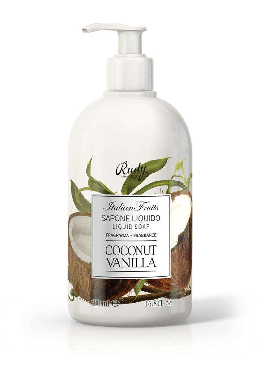 Coconut & Vanilla Liquid Soap
