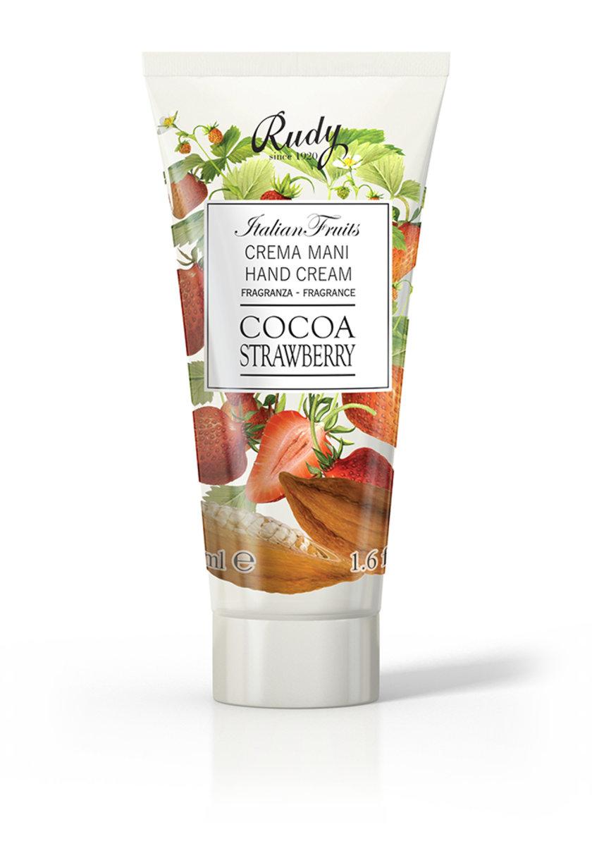 Italian Fruits-Cocoa & Strawberry Hand Cream