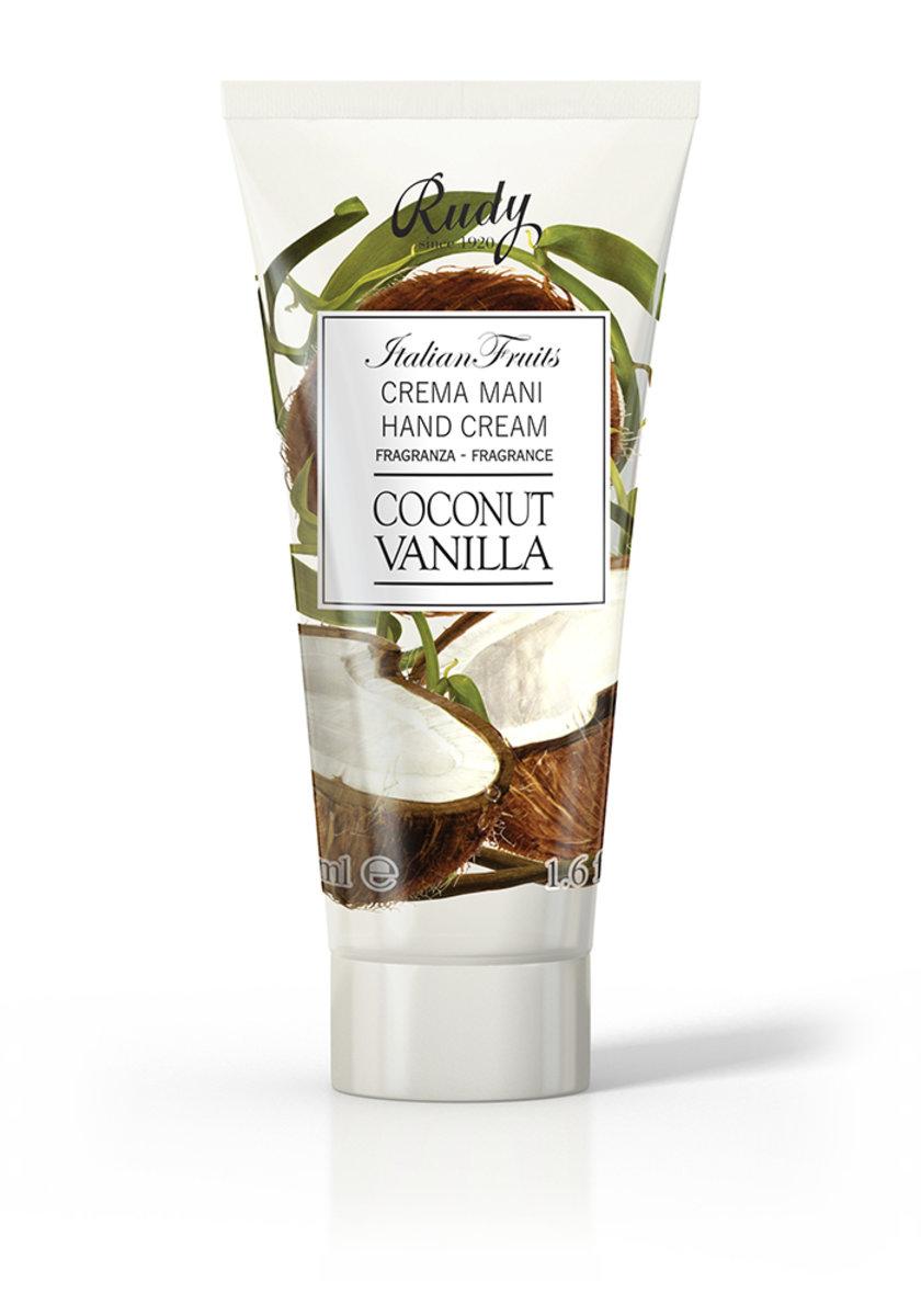 Italian Fruits-Coconut & Vanilla Hand Cream