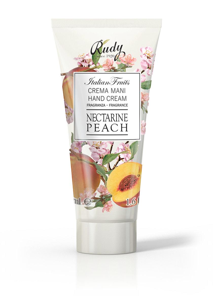 Italian Fruits-Nectarine Peach Hand Cream