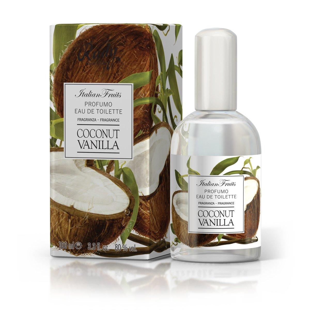 意大利水果-椰子雲里拿香水
