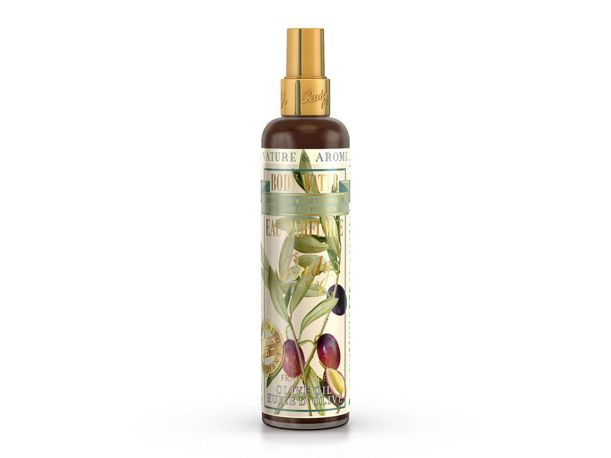 Olive Oil Scented Body Water