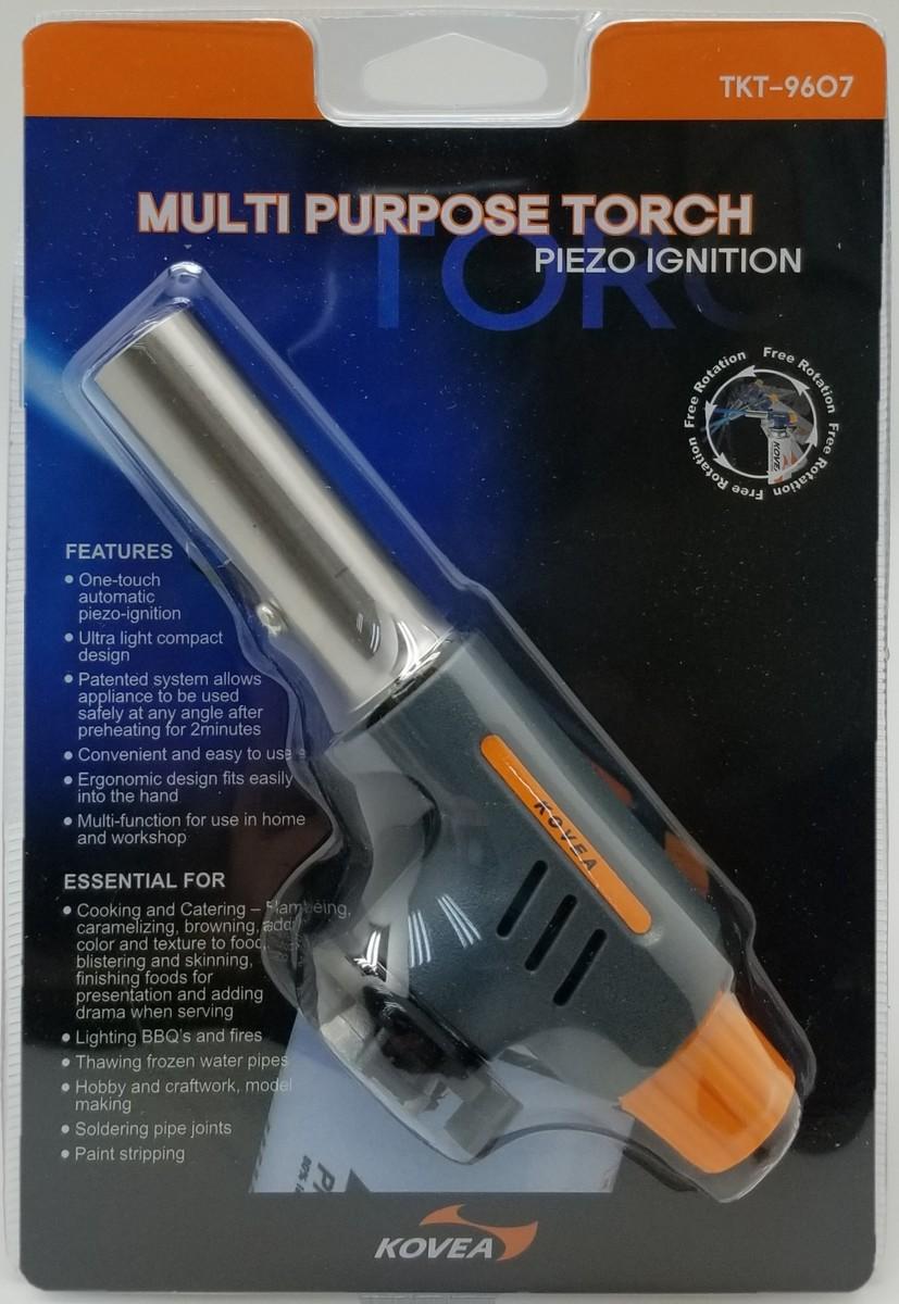 TKT9607  KOVEA Korea Made Multi Purpose Burner Torch (Dealer Goods)