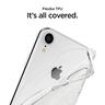 iPhone XR Liquid Crystal Glitter 保護殼 - 透明