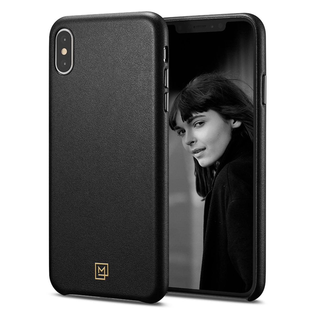 iPhone XS Max Case La Manon câlin - Chic Black