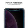 Spigen iPhone XS Max Glass EZ Fit (One Pack) - Clear