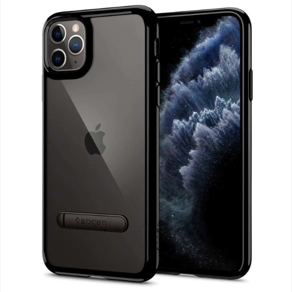 iPhone 11 Pro Max Ultra Hybrid S 保護殼 - 黑