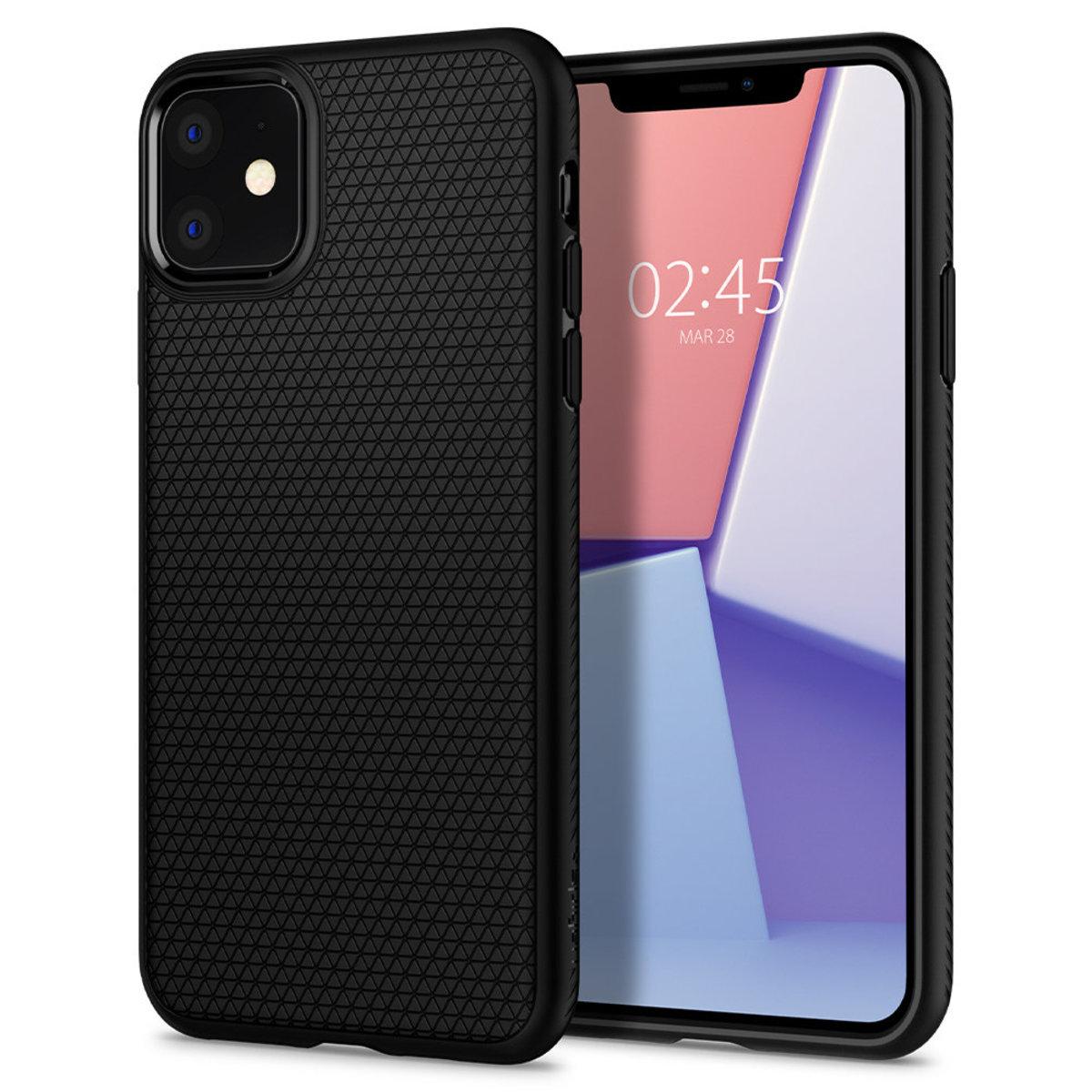 iPhone 11 Case Liquid Air - Black