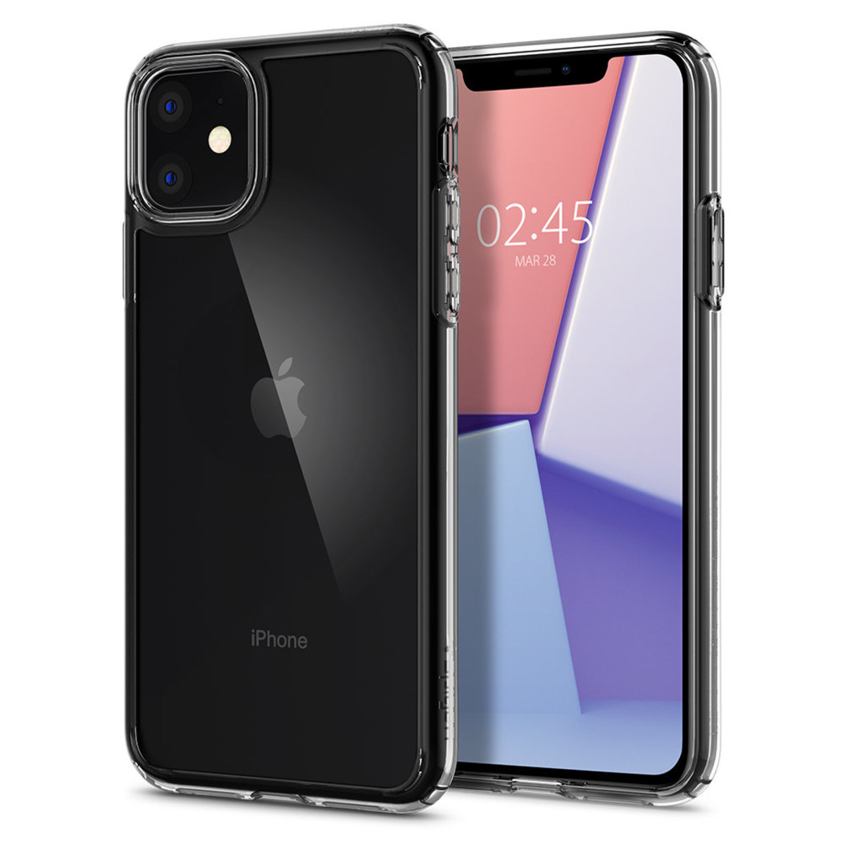 iPhone 11 Ultra Hybrid 保護殼 - 透明