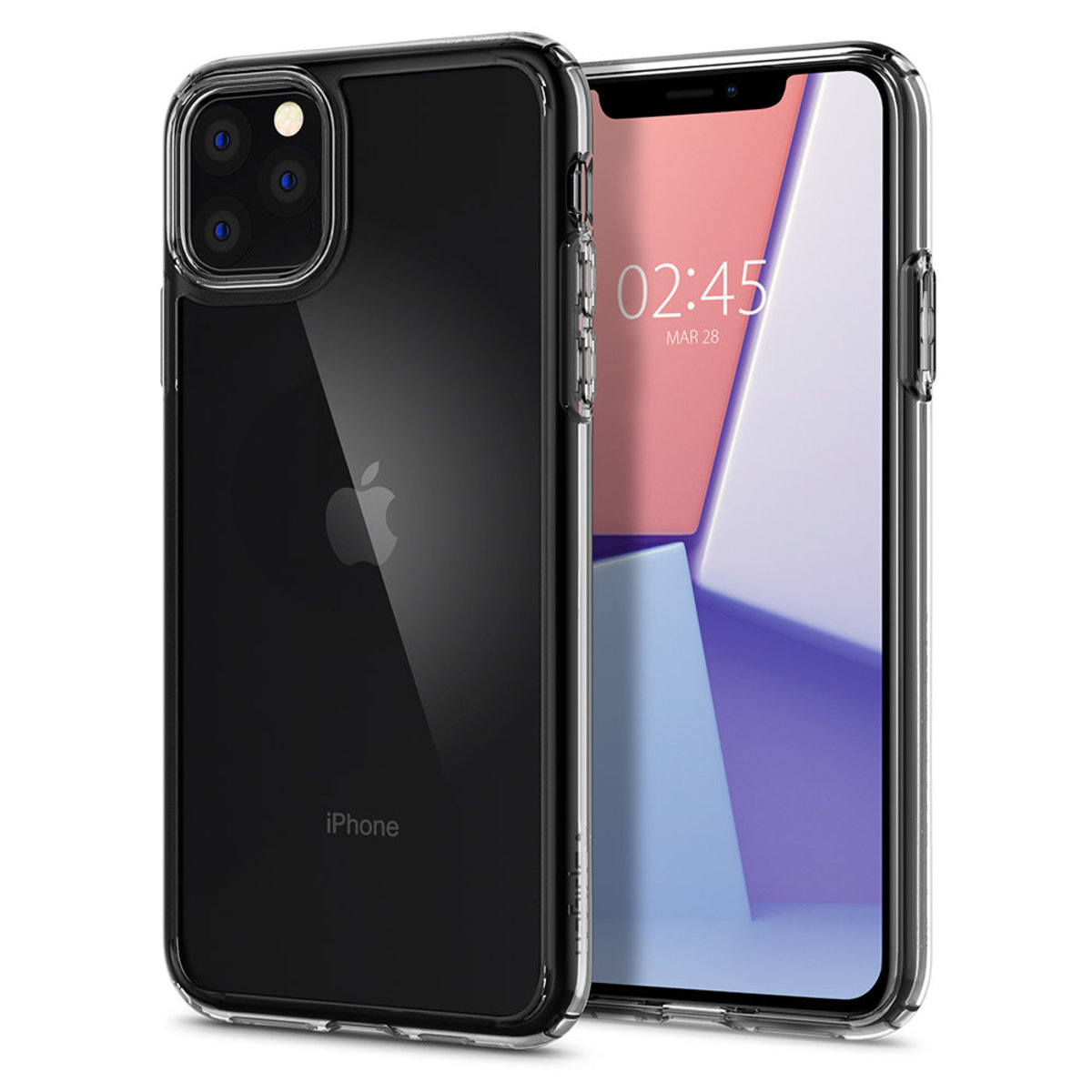 iPhone 11 Pro Case Ultra Hybrid - Clear