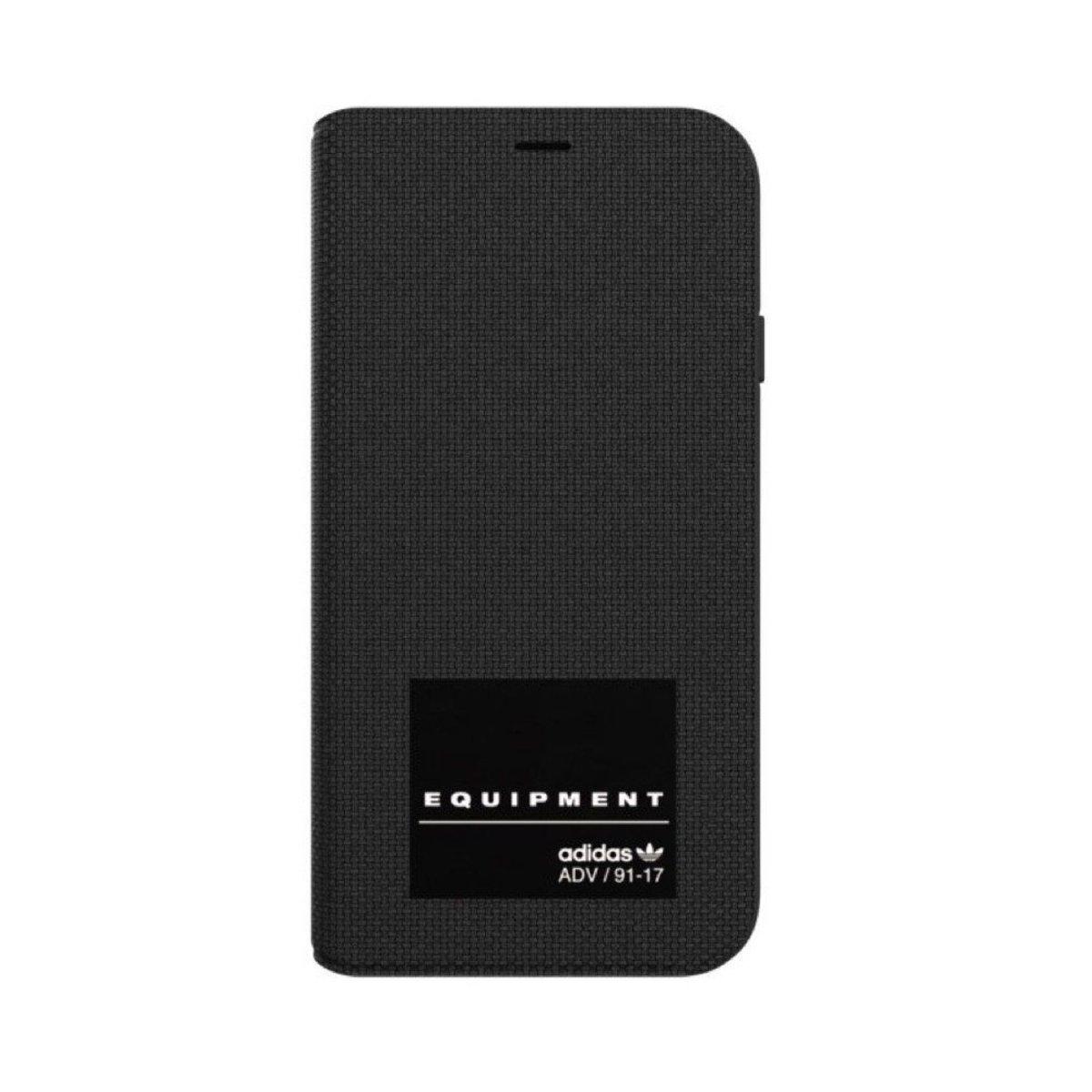 Originals iPhone X / XS EQT Booklet 保護殼 - 黑