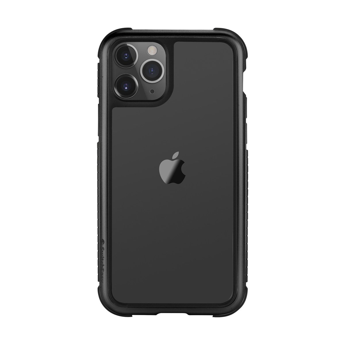 GLASS REBEL for iPhone 11 Pro Max - Metal Black