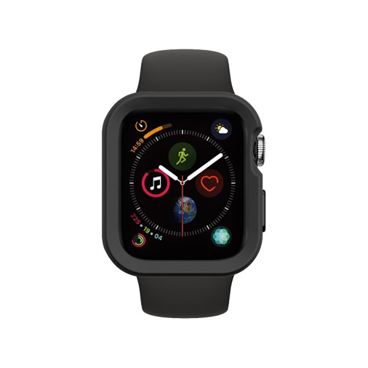 Apple Watch 保護殼 40mm - 黑