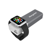 Portable Power Bank for Apple Watch and iPhone - MFi certified - Black