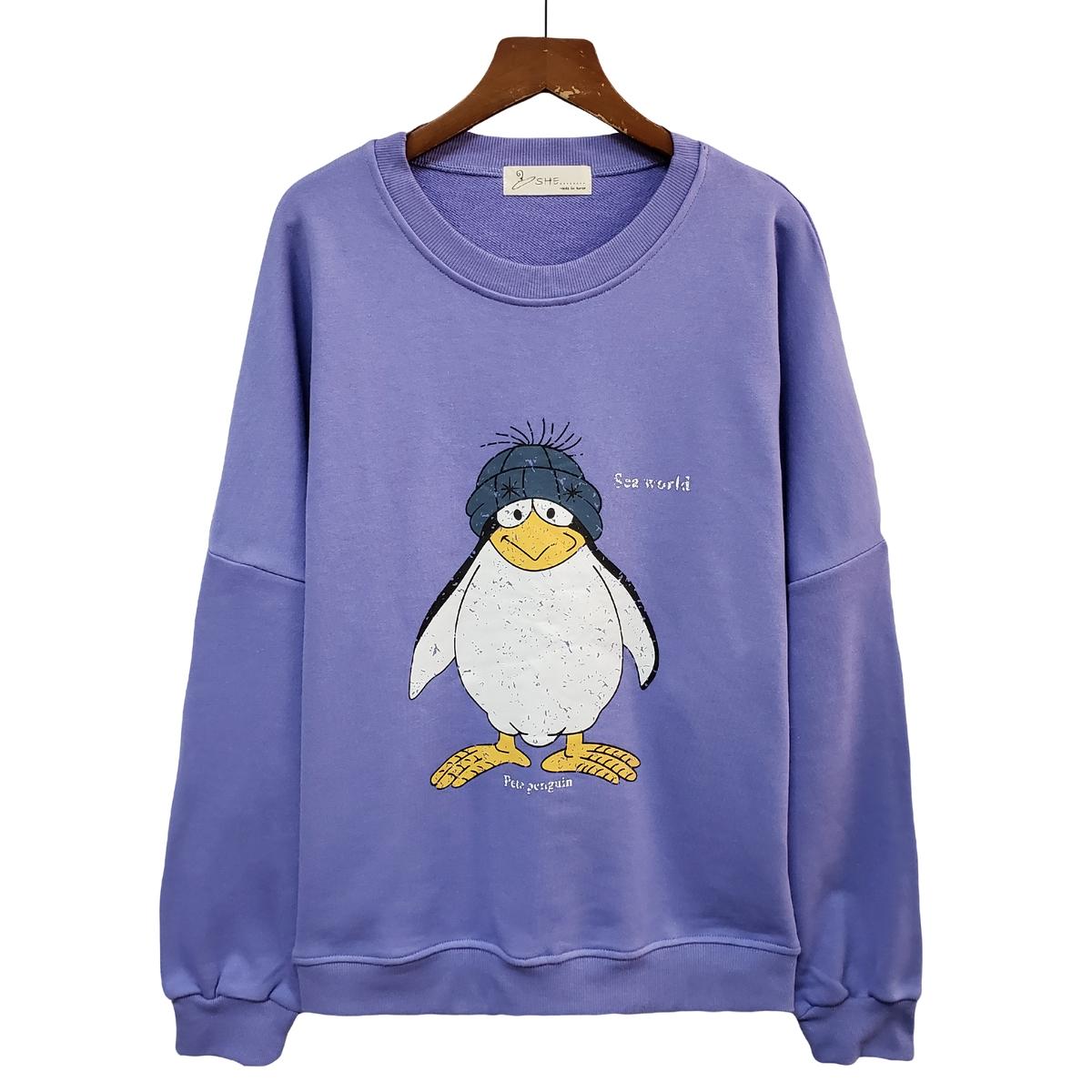 Oversize casual sweatshirt_630