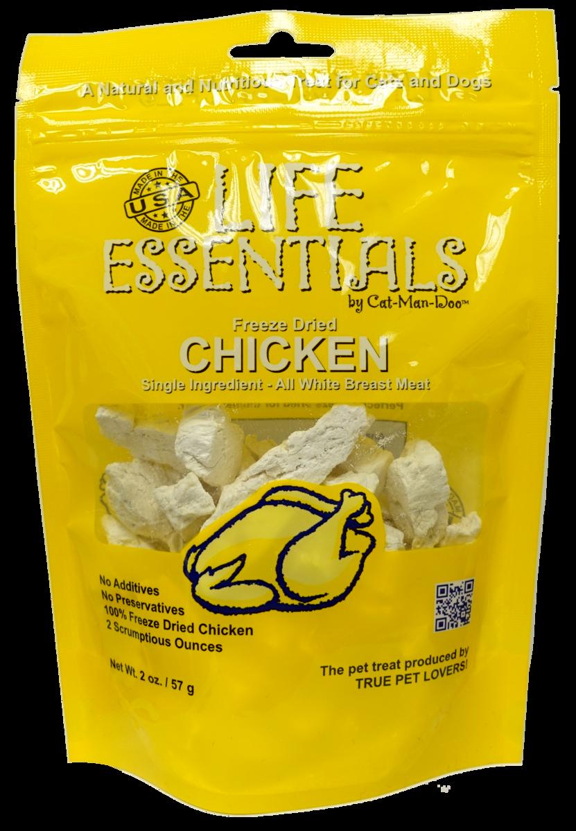 Life Essentials Freeze DriedChicken