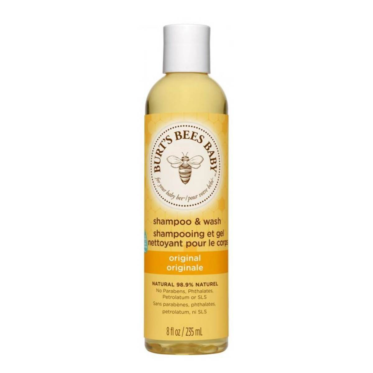 Baby Bee Shampoo & Wash - Original